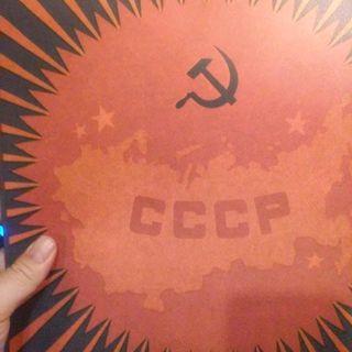 CCCP (Soviet Souvenir)