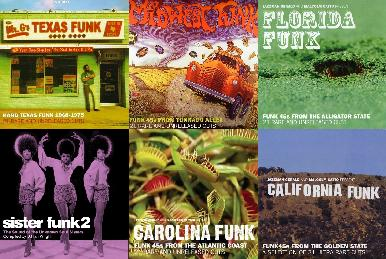 Brothers and sisters from USA - Jazzman Records' funk compilations